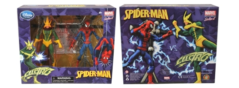 marvel_select_spider-man_vs_electro_box_set_disney_store
